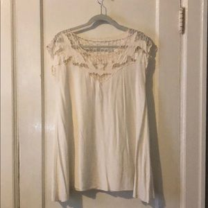 Kimchi blue - Urban outfitters white dress (s)
